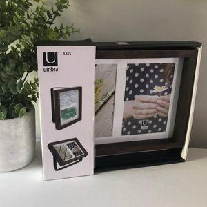 Umbra Axis Photo Display Frame NIB